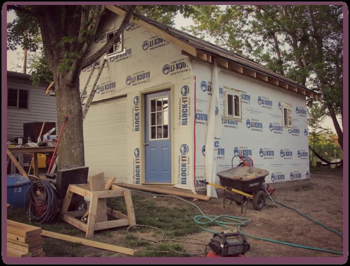 Sharing the Work - Neighbors Helping Neighbors