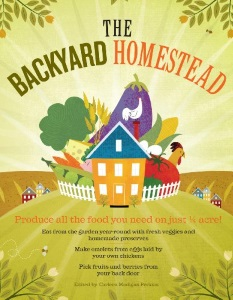 Gardening Books - The Backyard Homestead