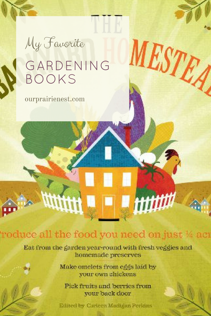 gardening books my favorite reference guides our prairie nest